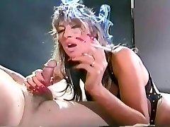 Old School soon to be vintage smoke fetish video
