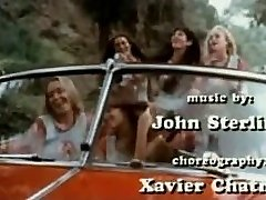 Vengeance of the Cheerleaders - David Hasselhoff old school