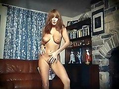 I Enjoy ROCK'N'ROLL - vintage perfect tits striptease dance