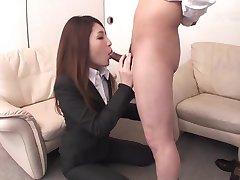 Рара Mizuki oferuje otworami do pracy w biurze (bez cenzury jadę)
