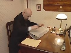Headmaster's office-inspection