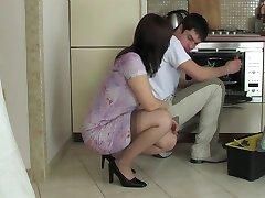 Foda-empregada doméstica