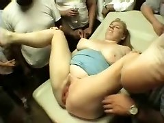 Group Sex in Theatre