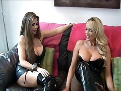 mistress and mate use slave