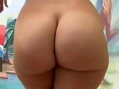 Phat Ass White Girl