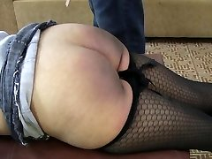 Ambidextrous Chicks Get Their Butts Blistered Part 1