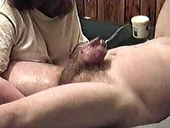Prostate Massage w Heavy Orgasm