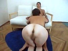 Gigantic ass Mature fucking