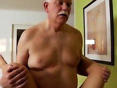 My Sexy Step Sista Fucked Aged Grandpa