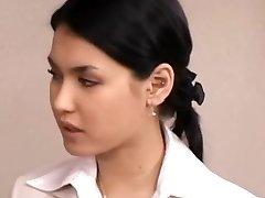 Ozawa Maria in Damsel Teacher, Deep Facehole Ozawa Maria