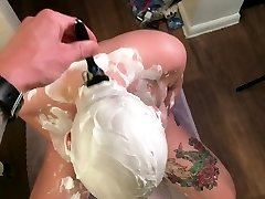 POV shaving sneak apex video
