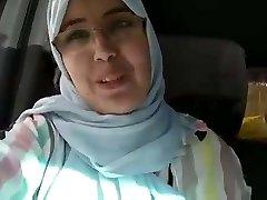 Hijab mummy ass dounia blemasass