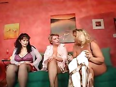 Hot Orgy With Moms 1