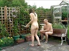 Laura & Me Outdoor Nudist Fun 1