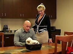 Ryan Conner Busty MILF Office Hook-up