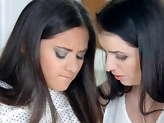 First time by Lezzy Erotica - lesbian love porn with