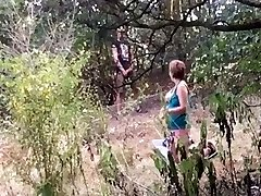 Joy in the forest