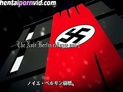 Super-hot Blonde Anime Bitch Gets Bound Part2