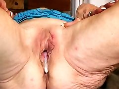 These Grandmas have cream filled Holes