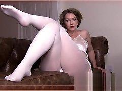 Mistress T Pantyhose Tease