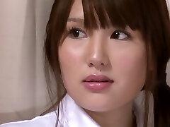 Hottest Japanese bitch in Best Nurse JAV clip