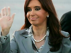 Cristina Fernandez de Kirchner Jerk Off Contest