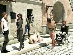Female Dominance-Gynarchy-FLR-Public life.