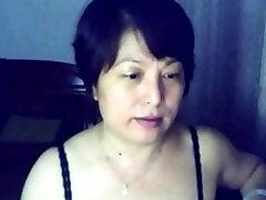 webcam çinli kadın