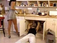 Housewives Bang The Plumber