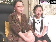 Korean girls masturbate