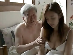 Korean Daddy-in-Law Fuck His Son's Wife