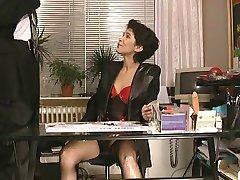 Meine Sekretarin das geile Loch