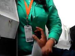 Office Girl Mansi sex in boss cabin 26