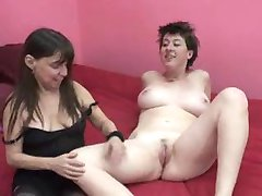 Mature Midget Vixen and Charlie 3x3