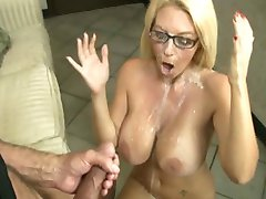 Naughty Cougar Milks A Thick Cock Dry