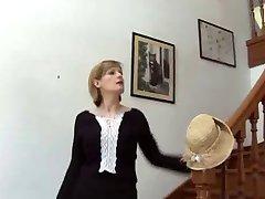 Fusk franska hustru och make's co-workers - Orphea Belle