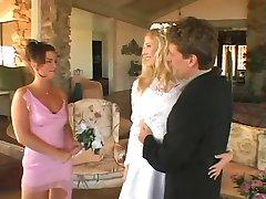 Bride and Bridesmaid 3 Some