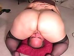 Super pawg facesitting