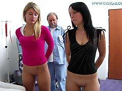 Eveline & Natasha Gyno exam