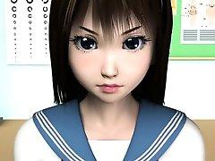Medical Girl - Crazy 3D anime xxx archive