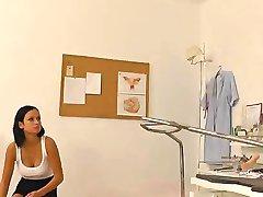 Gynekologi klinik för gömda