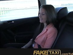 FakeTaxi Young girl pounded to make up for taxi fare