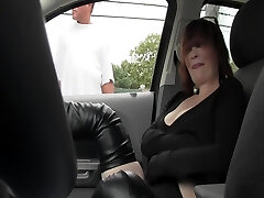 Bella Jaimes Exhibitionist With Guys Looking For Work
