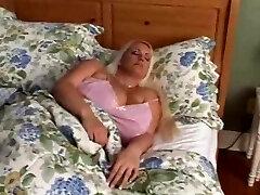Trisha Banks BBW wakeup lovemaking