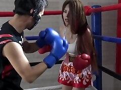 Chinese Aggressive Mixed Boxing Ryona
