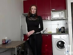 Public Pickups - 18 y. o. with gigantic titts