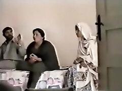 Pakistanská Lahore Aunty Prdele S dievča