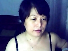 Chinese  lady on cam