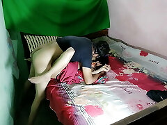 Fucking Indian mom In Law Sexually Starved Desi Pussy