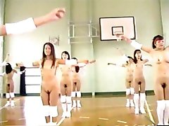 Nude Gymnastic Japanese Girl